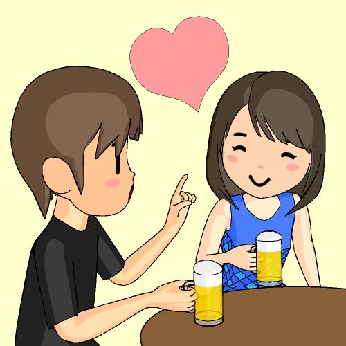 みんなの恋愛体験談