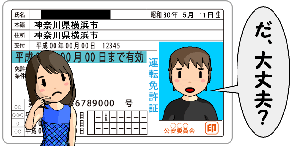 ワクワクメールの年齢確認と電話番号認証